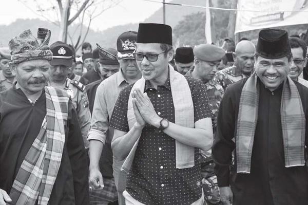 IP Silat Tradisional Minangkabau Sumatera Barat