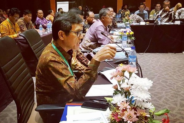 14th Chief Ministers And Governors Forum (CMGF) dalam The 23rd IMT GT (Indonesia - Malaysia - Thailand Growth Triangle) Ministrial Meeting and Related Meetings di Pangkal Pinang, Bangka Belitung 25 - 29 Sept