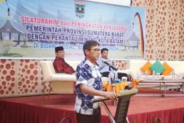 2017-11-10 Silaturahmi Gubernur di BATAM